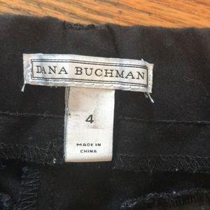 Dana Buchman Pants - Dana Buchanan size 4 black pants.